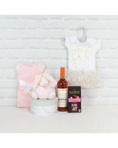 Mommy & Baby Girl Gift Basket
