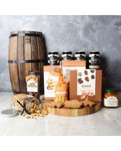 Thanksgiving Cider Celebration Basket