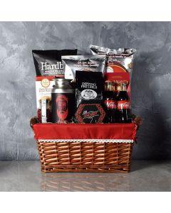 The Manhattan Snacks Gift Basket