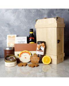 Thanksgiving Gourmet Treats & Chocolate Gift Set