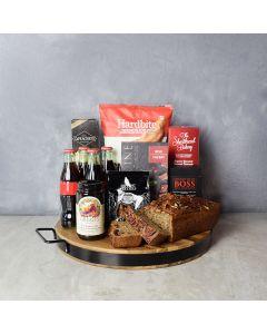 Movie Night Treats Gift Set, gourmet gift baskets, gift baskets, gourmet gifts