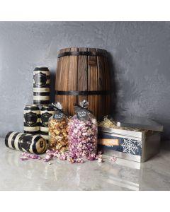 Halloween Popcorn & Cider Basket