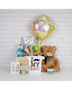 UNISEX BABY WELCOME SET, unisex gift hamper, newborns, new parents