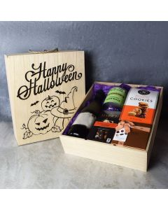 Halloween Wine & Treats Crate
