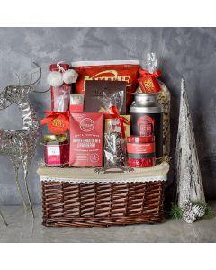 Happy Holidays Basket