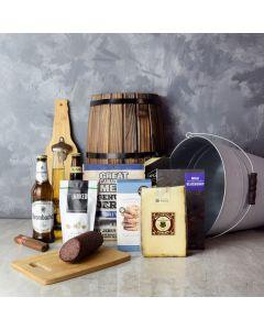 Classic Elegance Beer Gift Set, beer gift baskets, gourmet gift baskets, gift baskets, gourmet gifts