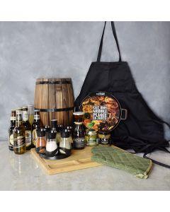 Chef Kit Beer Gift Basket , beer gift baskets, gourmet gift baskets, gift baskets