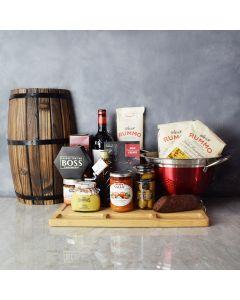 Pasta Night Gift Basket, gift baskets, gourmet gifts, gifts