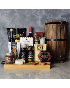 Rustic Italian Gourmet Gift Basket