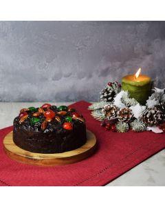 Olde English Dark Fruitcake