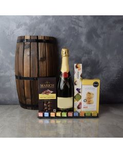 THE LUXURIOUS CHAMPAGNE GIFT SET
