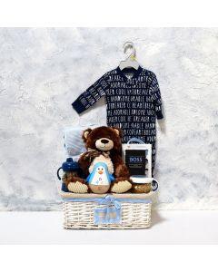 BABY BOY'S FLIP N SIP GIFT SET, baby boy gift hamper, newborns, new parents