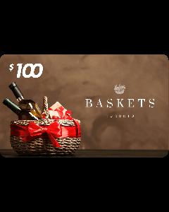Toronto Baskets Gift Card
