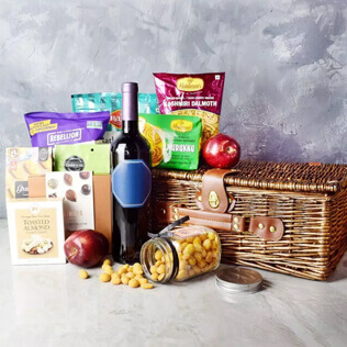 Diwali Gift Basket With Sparkling Gifts & Goodies New Jersey