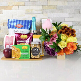 Have A Happy & Bubbly Diwali Gift Set New Jersey