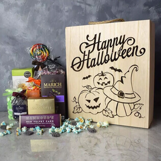 Halloween Sweets Crate New Jersey