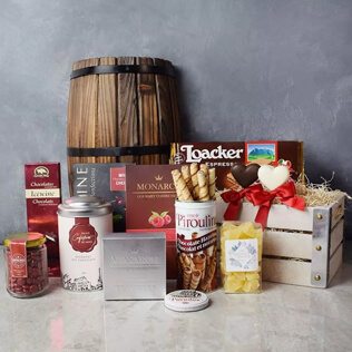 All Things Chocolate Gift Basket Manchester