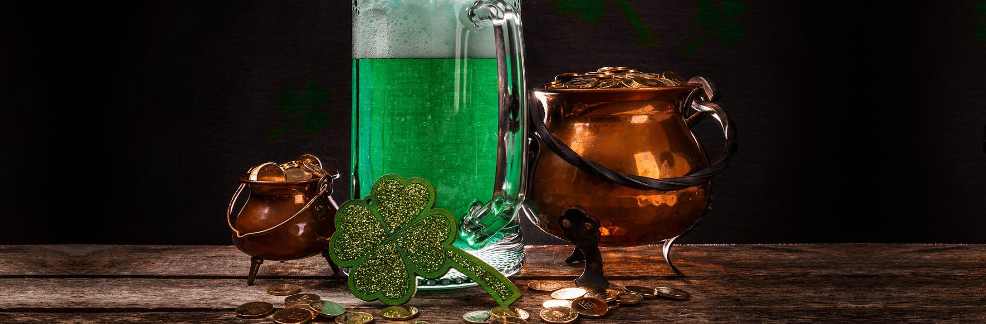 St. Patrick's Day Gift Baskets Rocky Hill