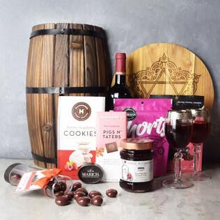 Kosher Raspberry Sweets & Treats Set New Jersey