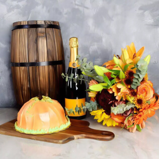 Festive Fall Harvest Gift Set New Jersey