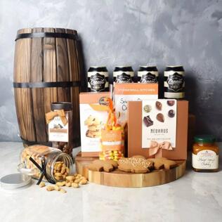 Thanksgiving Cider Celebration Basket New Jersey
