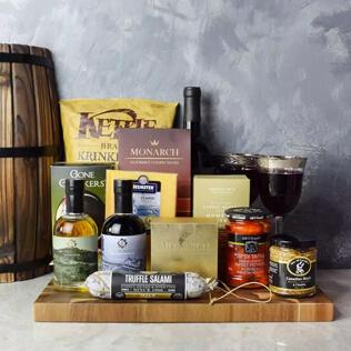 Etobicoke Wine & Cheese Gift Basket New Jersey