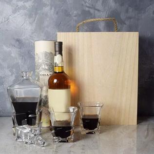 Liquor & Decanter Crate New Jersey