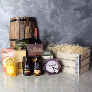 Oakridge Wine & Snack Gift Crate New Jersey