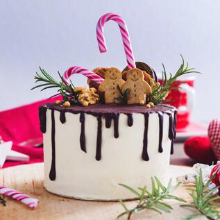 Cake gift baskets Bullock