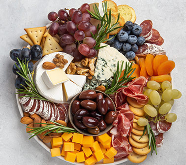 Cheese & Charcuterie Gift Baskets Delivered to New Jersey