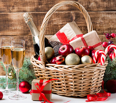 Christmas Gift Baskets Delivered to New Jersey