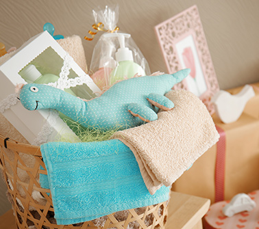 Custom Baby Gift Baskets Delivered to New Jersey