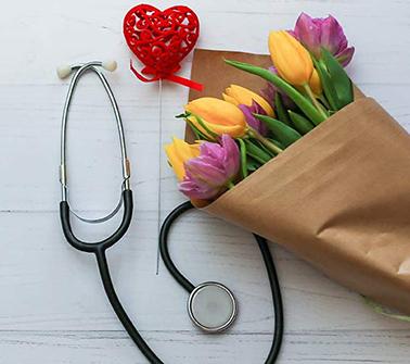 Nurses Week Gift Baskets Delivered to New Jersey