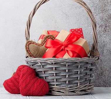 Valentine's Gift Baskets Delivered to New Jersey