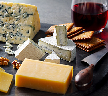Wine & Cheese Gift Baskets Delivered to New Jersey