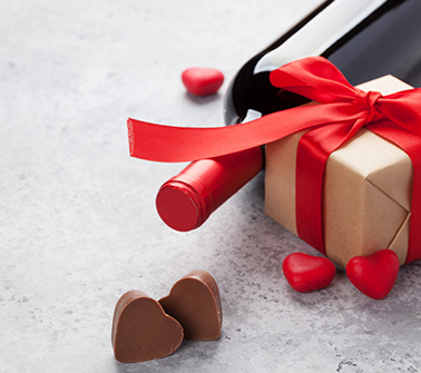 Wine & Chocolate Gift Baskets Delivered to New Jersey